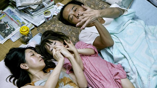 Shoplifters: movie review