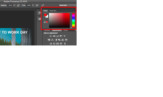 Photoshop101: learn how to photoshop from the scratch, beginners level