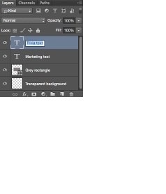 Making a GIF in photoshop: tutorial