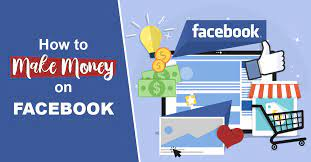 How to earn money with your Facebook