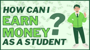 How to make money as a student online