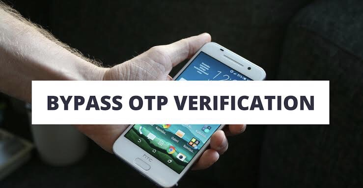 How to Bypass OTP Verification on any websites